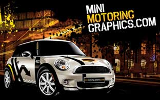 Mini Motoring Graphics!